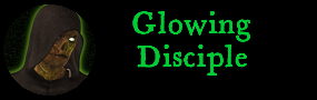 Glowing Disciple